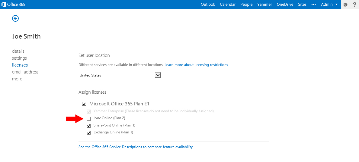 Issues Provisioning Lync Online Users After DirSync